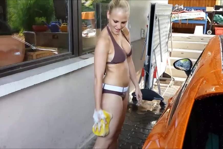 Sommer, Hitze, CAR WASH