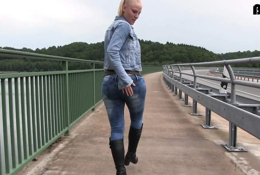 Komm - F**k dein Jeans- und Stiefelm*****n