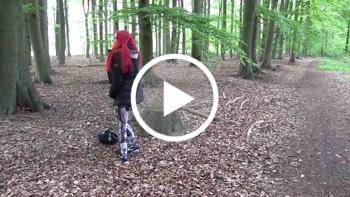 Wald P**s an der NL Grenze
