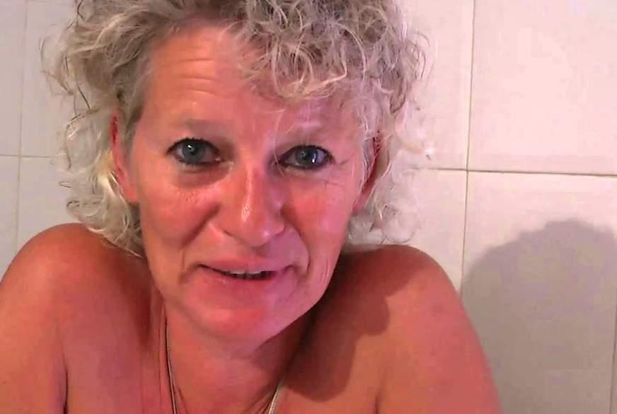 In der Dusche