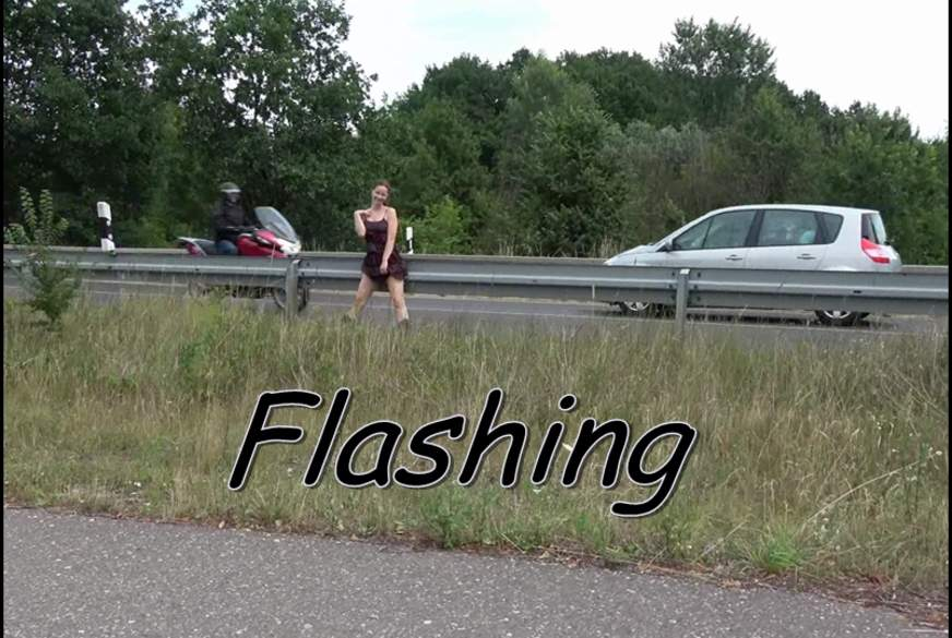 Flashing unten rum