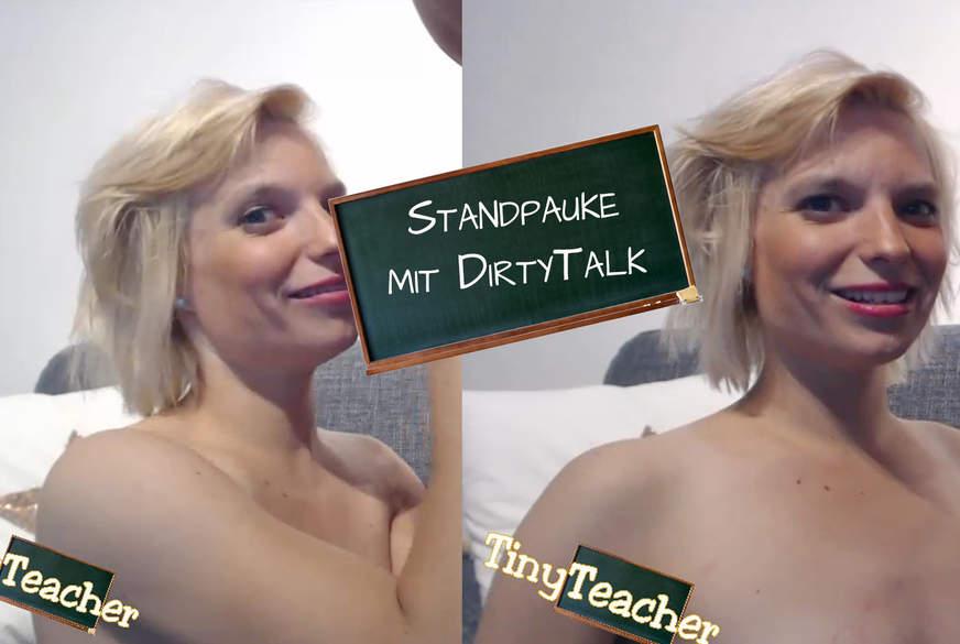 Standpauke mit DirtyTalk beim User-S*****r