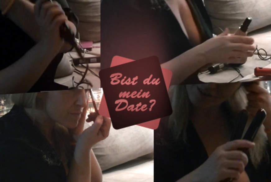 Bist du mein Date?