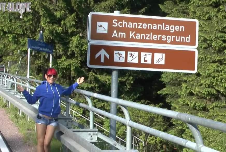 Abp**s-Schanze-Oberhof!