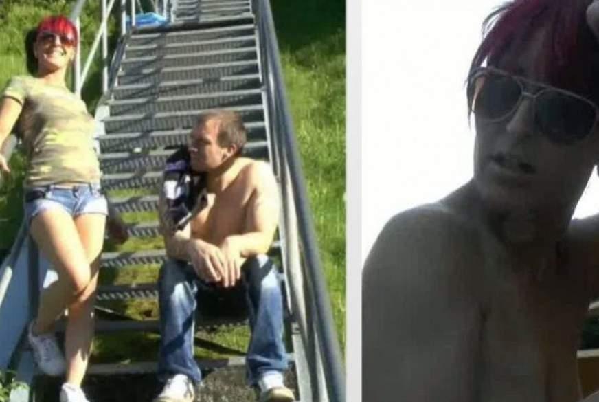 VERBOTEN GEIL!! Sprungschanze Oberhof