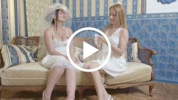Geiles Vergnügen mit der Brautjungfer