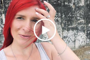 Sandy-Heart: Outdoor Pinkeln - Wo bin ich diesmal ?! I SandyHeart