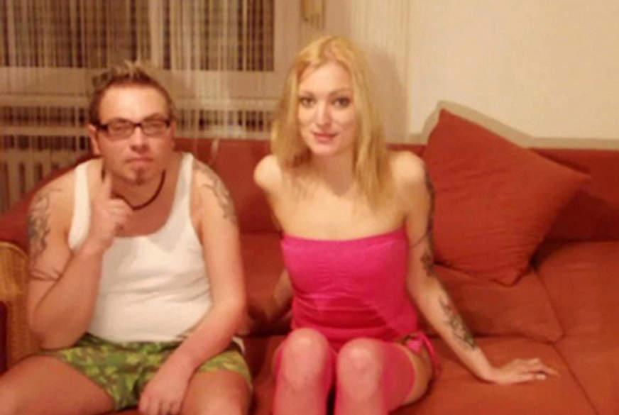 2. F**k mit blondem T***yl***r