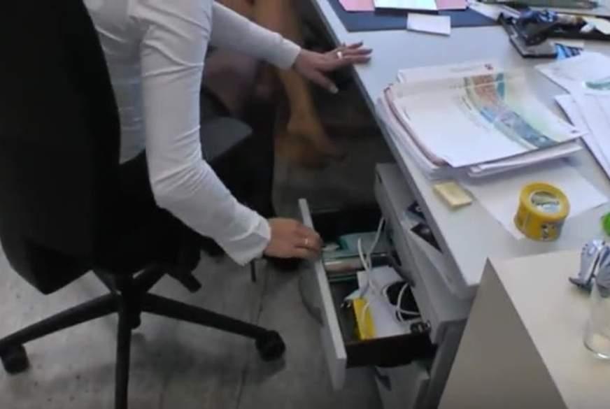 Die Bürolesben