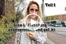 Gina in Flensburg angesprochen und gefickt Teil 1