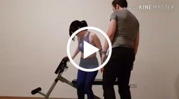 Unartige Sexspiele Mit dem Fitnesstrainer T1